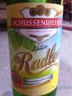 Schussenrieder Naturradler Bier Limonade